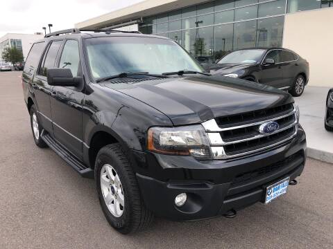 2015 Ford Expedition for sale at RON SAYER CHRYSLER DODGE JEEP RAM in Idaho Falls ID
