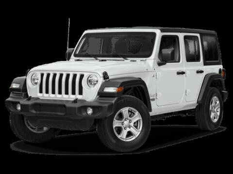 2020 Jeep Wrangler Unlimited North Edition for sale at RON SAYER CHRYSLER DODGE JEEP RAM in Idaho Falls ID