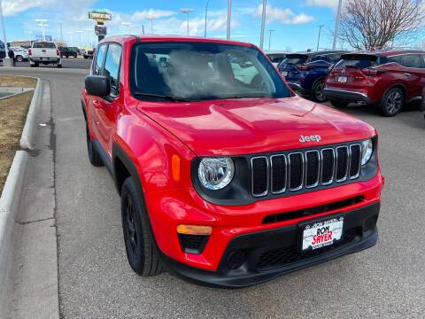 2019 Jeep Renegade Sport for sale at RON SAYER CHRYSLER DODGE JEEP RAM in Idaho Falls ID