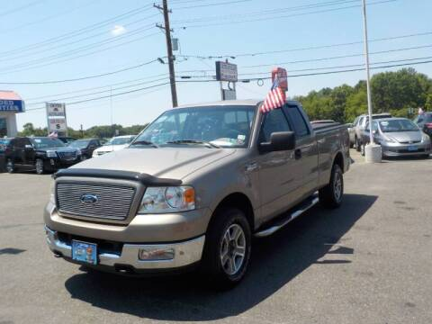 2005 Ford F-150 for sale at United Auto Land in Woodbury NJ