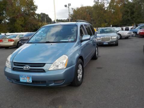 2006 Kia Sedona for sale at United Auto Land in Woodbury NJ