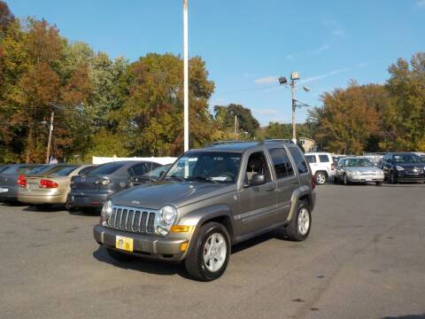 2005 Jeep Liberty for sale at United Auto Land in Woodbury NJ