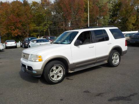 2003 Ford Explorer for sale at United Auto Land in Woodbury NJ