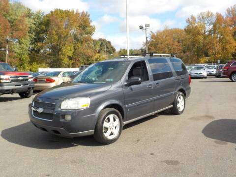 2008 Chevrolet Uplander for sale at United Auto Land in Woodbury NJ