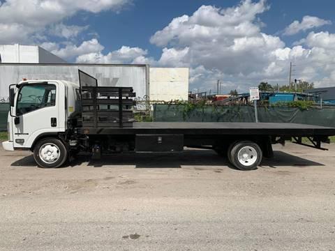 2014 Isuzu NRR for sale at Blue Collar Van & Truck Sales in Miami FL