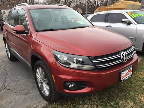 2012 Volkswagen Tiguan for sale in Leavenworth, KS