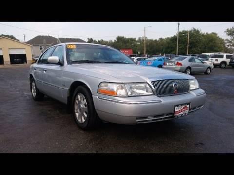 2003 Mercury Grand Marquis for sale in Leavenworth KS