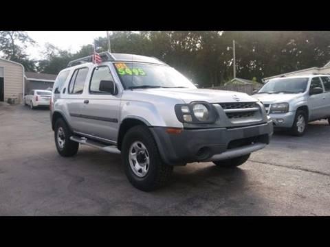2004 Nissan Xterra for sale in Leavenworth KS