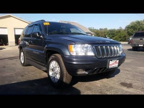 2002 Jeep Grand Cherokee for sale in Leavenworth, KS