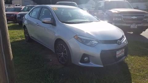 2014 Toyota Corolla for sale in Leavenworth KS