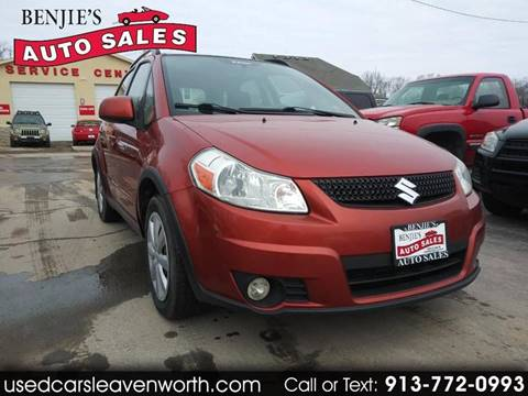 2010 Suzuki SX4 Crossover for sale in Leavenworth, KS