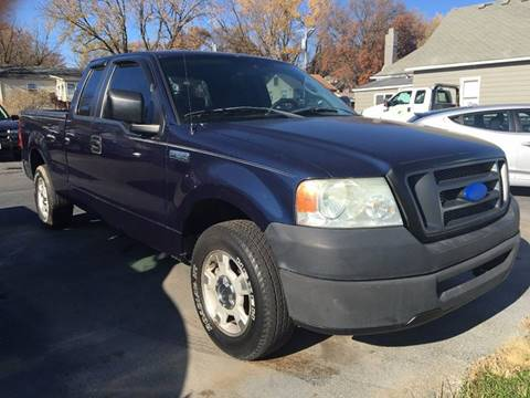 2006 Ford F-150 for sale in Leavenworth, KS