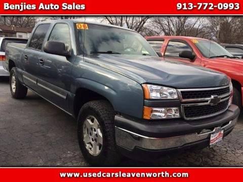 2006 Chevrolet Silverado 1500 for sale in Leavenworth KS