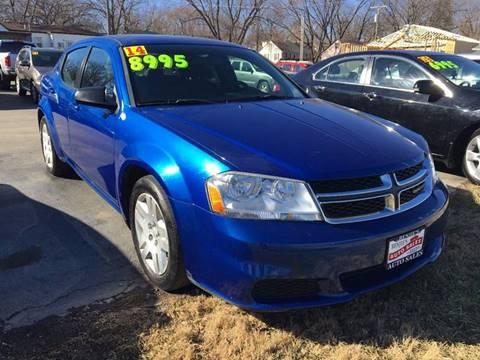 2014 Dodge Avenger for sale in Leavenworth, KS