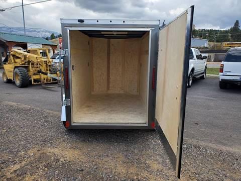 2020 Wells Cargo FastTrac 5x8