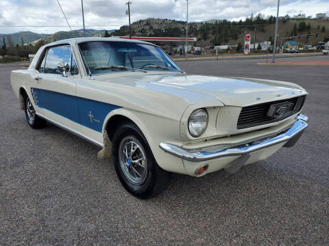1966 Ford Mustang for sale at Mountain View Sales in Lolo MT