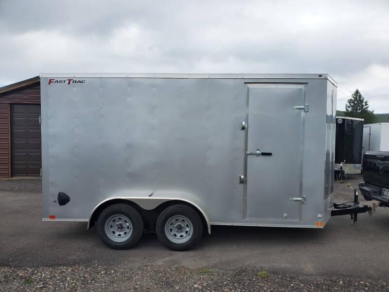 2020 Wells Cargo FastTrac 7x14