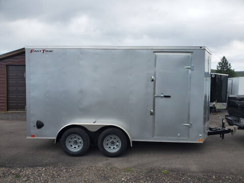 2020 Wells Cargo FastTrac 7x14 for sale at Mountain View Sales in Lolo MT