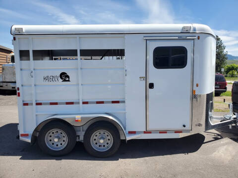 2020 Maverick 2 Horse for sale at Mountain View Sales in Lolo MT