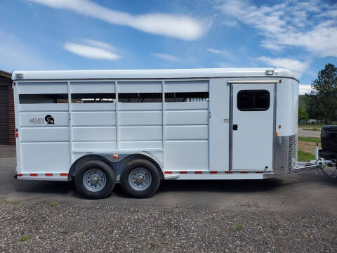 2021 Maverick 4 Horse for sale at Mountain View Sales in Lolo MT