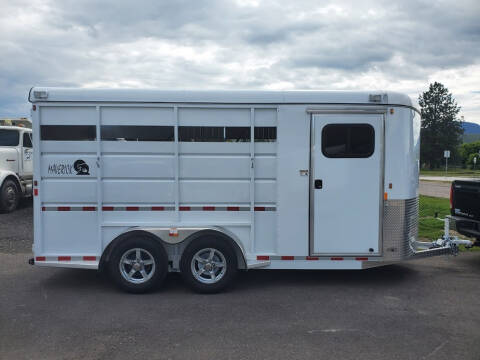 2021 Maverick 3 Horse for sale at Mountain View Sales in Lolo MT