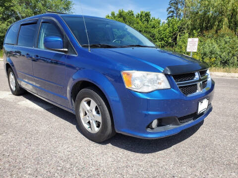 2011 Dodge Grand Caravan for sale at Mountain View Sales in Lolo MT
