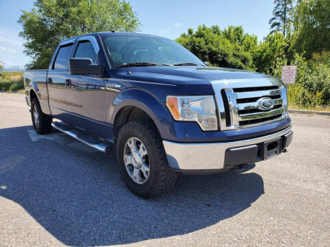 2009 Ford F-150 for sale at Mountain View Sales in Lolo MT