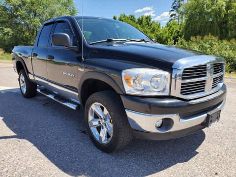 2007 Dodge Ram Pickup 1500 for sale at Mountain View Sales in Lolo MT
