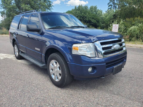 2008 Ford Expedition for sale at Mountain View Sales in Lolo MT