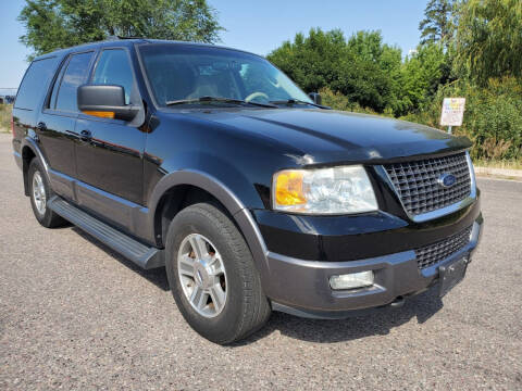 2004 Ford Expedition for sale at Mountain View Sales in Lolo MT