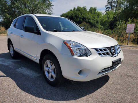 2012 Nissan Rogue for sale at Mountain View Sales in Lolo MT