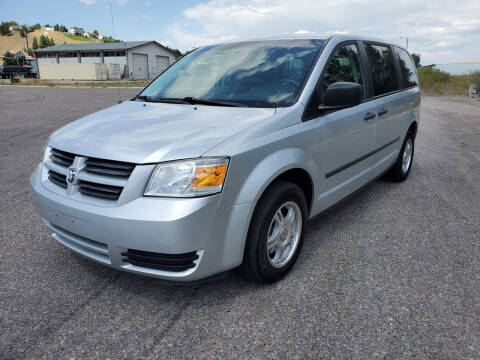 2008 Dodge Grand Caravan for sale at Mountain View Sales in Lolo MT