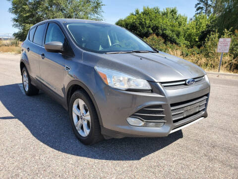 2014 Ford Escape for sale at Mountain View Sales in Lolo MT