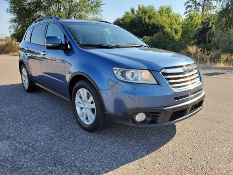 2008 Subaru Tribeca for sale at Mountain View Sales in Lolo MT