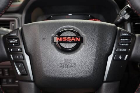 2020 Nissan Titan