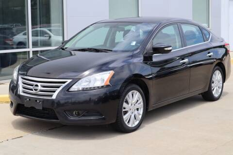 2013 Nissan Sentra SL for sale at NISSAN OF PICAYUNE in Picayune MS