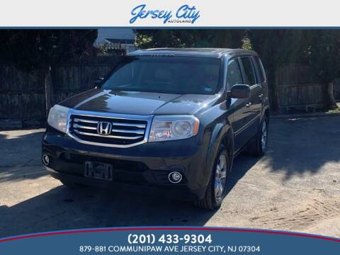 2013 Honda Pilot for sale at Jersey City Autoland in New Jersey NJ