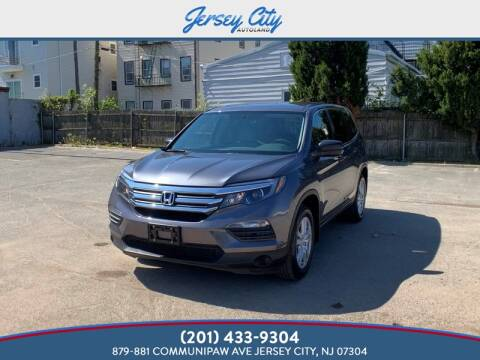2016 Honda Pilot LX for sale at Jersey City Autoland in New Jersey NJ