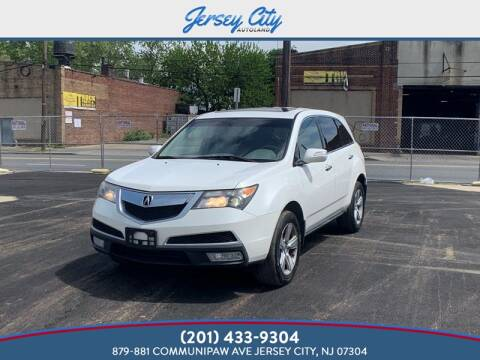 2011 Acura MDX SH-AWD for sale at Jersey City Autoland in New Jersey NJ