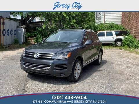 2014 Volkswagen Touareg for sale at Jersey City Autoland in New Jersey NJ