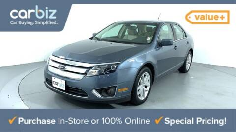 2012 Ford Fusion SEL for sale at Carbiz DC in Laurel MD
