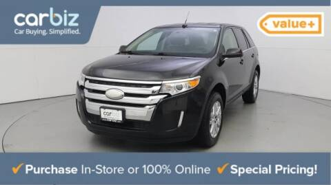 2014 Ford Edge Limited for sale at Carbiz DC in Laurel MD