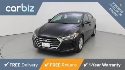 2017 Hyundai Elantra for sale at Carbiz DC in Laurel MD