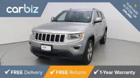 2015 Jeep Grand Cherokee Laredo for sale at Carbiz DC in Laurel MD