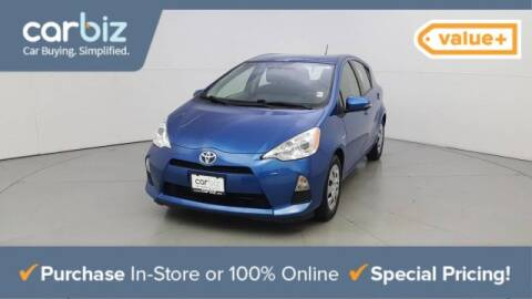 2013 Toyota Prius c Two for sale at Carbiz DC in Laurel MD