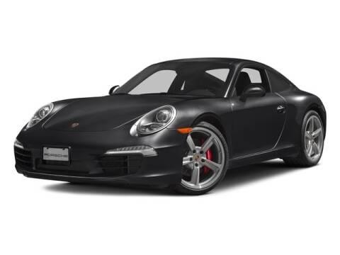 2016 Porsche 911 Carrera Black Edition for sale at Carbiz Baltimore in Baltimore MD