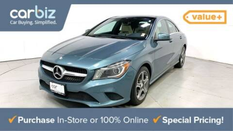 2014 Mercedes-Benz CLA CLA 250 4MATIC for sale at Carbiz Baltimore in Baltimore MD