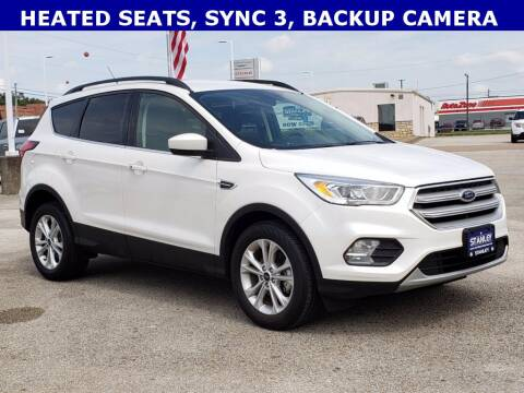 2019 Ford Escape for sale at Stanley Ford Gilmer in Gilmer TX