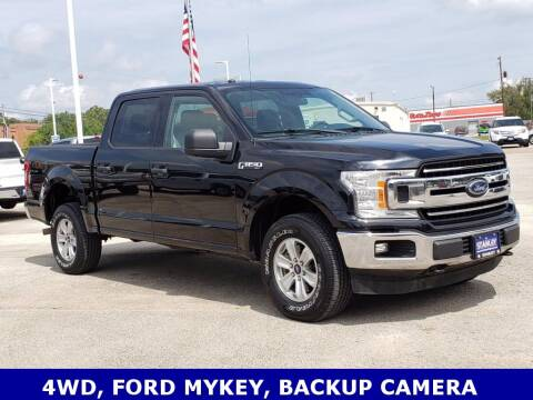 2018 Ford F-150 for sale at Stanley Ford Gilmer in Gilmer TX
