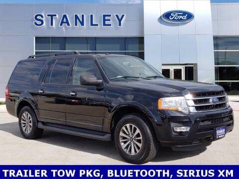 2017 Ford Expedition EL for sale at Stanley Ford Gilmer in Gilmer TX